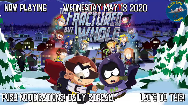South Park The Fractured but whole SouthPark RetroBombGaming