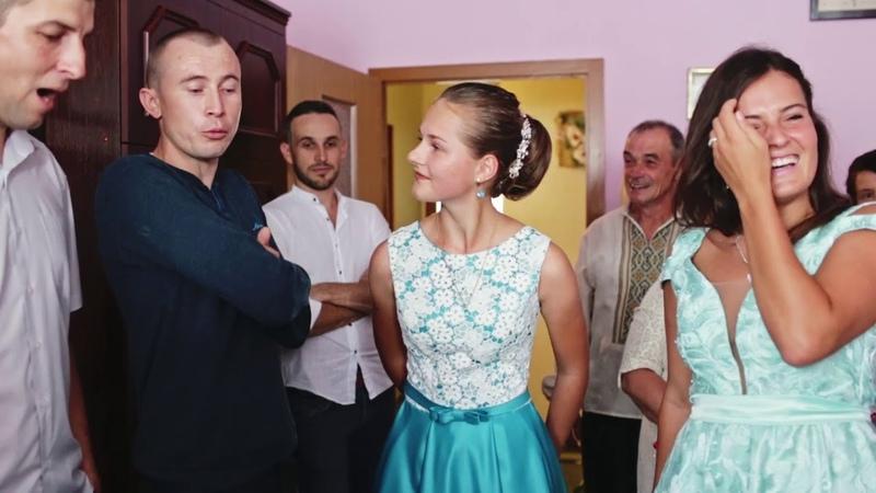 Весільний день ОТ | Весілля повністю - весільний фільм | Стрий - Дашава