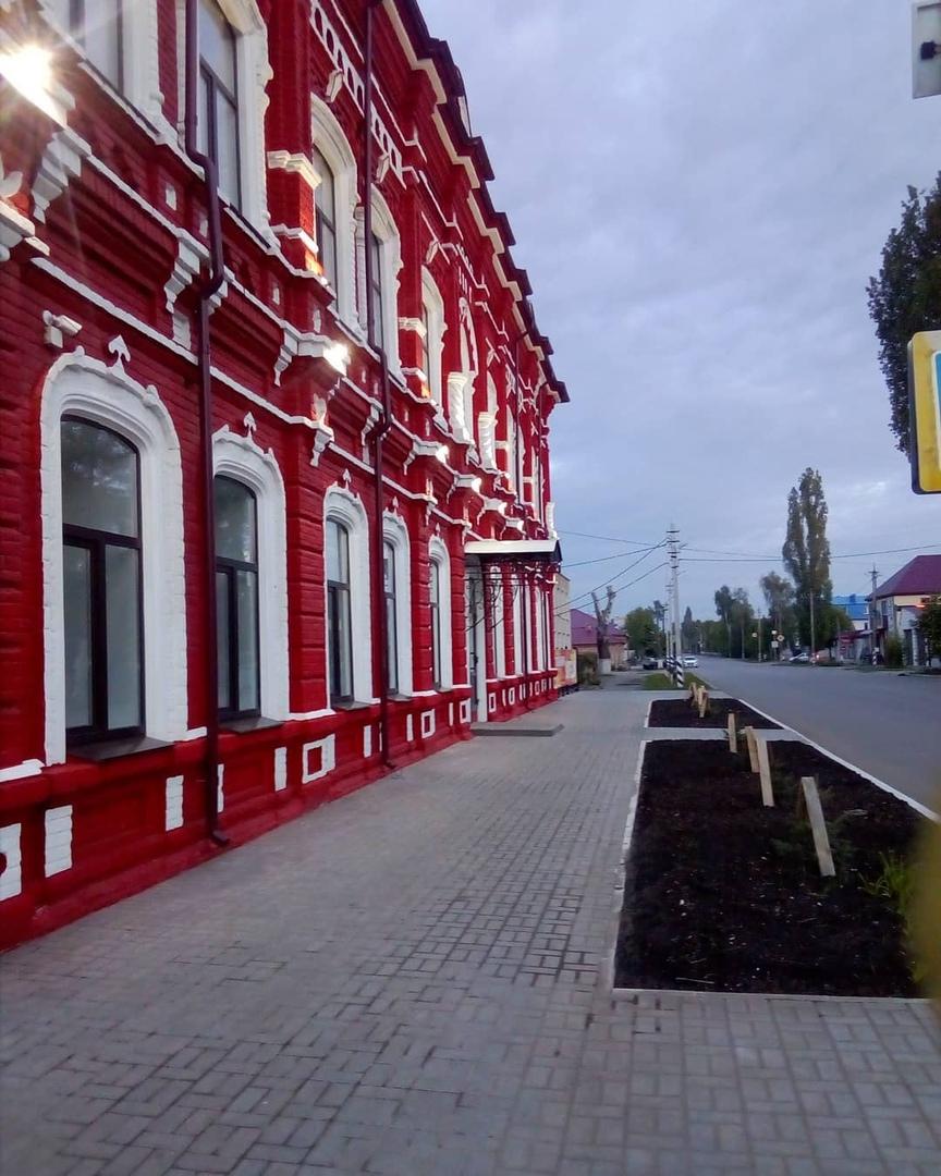 Петровский краеведческий музей готовится к открытию в новом здании
