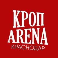 Логотип КРОП ARENA