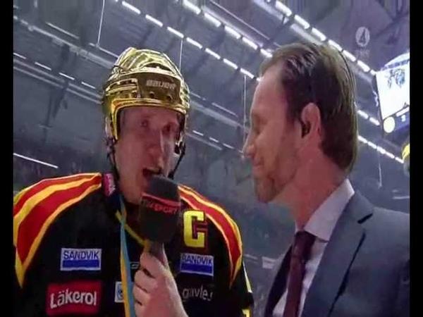 Brynäs IF Skellefteå AIK SM Guld 2012 Matchsammandrag