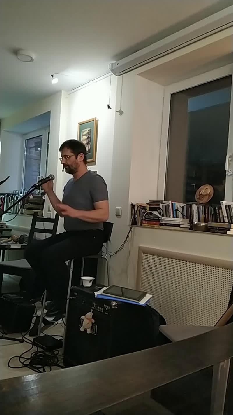 Илья live stream on VK.com