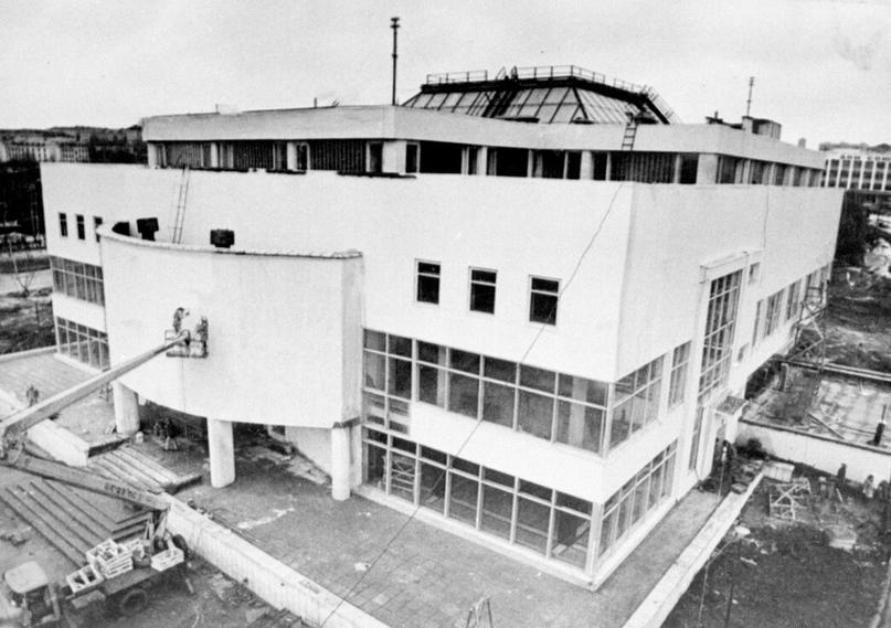 Последние штрихи. Фото из собрания Государственного исторического архива Чувашии.