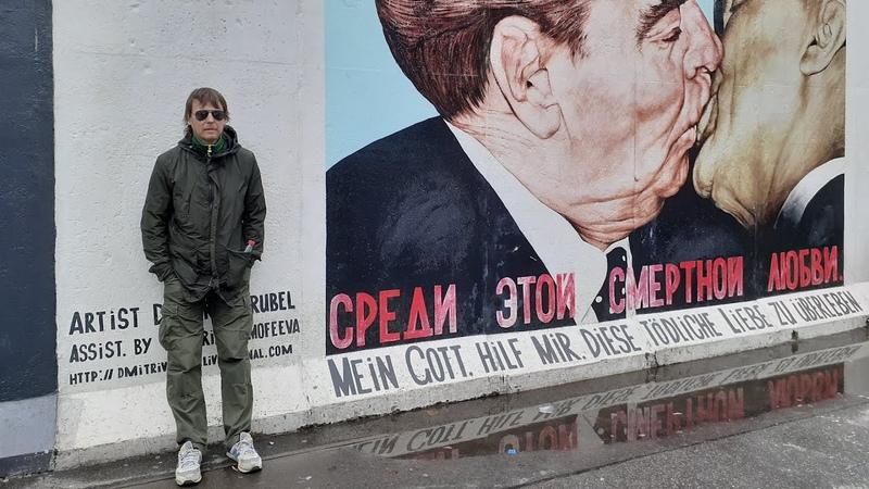 Любить и ненавидеть Берлин. Новогодняя лекция Павла Перца