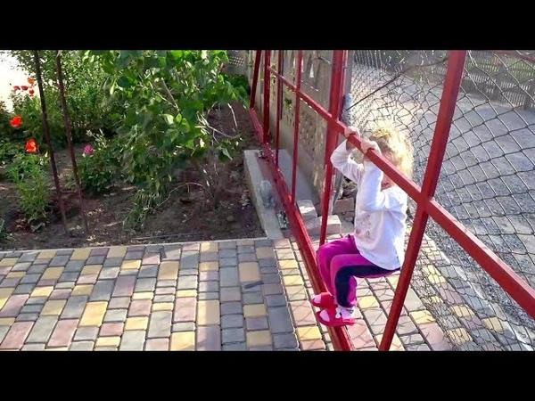 День ремонта гаража 41 Замена окна Доделка ворот