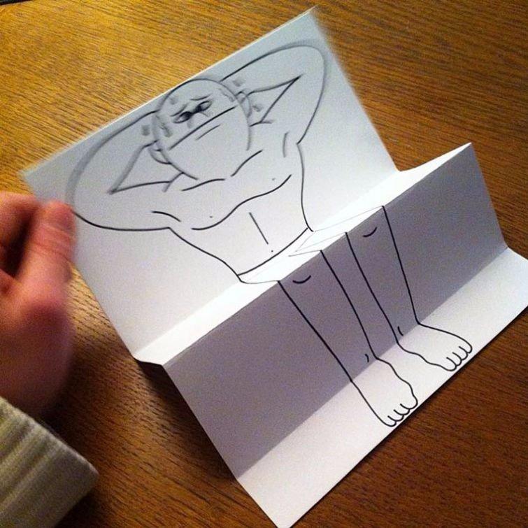 гбц как нарисовать открытку из листа нарисовать них можно отнести