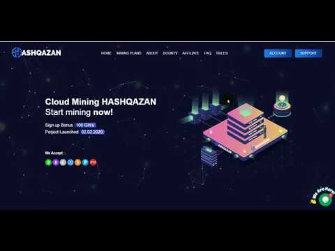 HASHQAZAN 2 WITHDRAW TODAY 0 00037296 BTC and 0 00019053 BTC PROOF VIDEO THE BEST PLATFORM