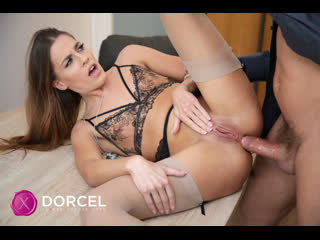 Eveline Dellai - Girl at Work - Anal Sex Milf Hardcore Deepthroat Swallow Limgerie Stockings Shaved Pussy Cumshot, Porn, Порно