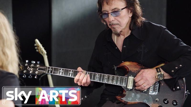 Guitar Star Jam Session with legend Tony Iommi Sky Arts