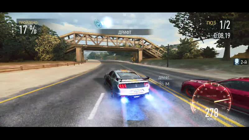 Need for speed No Limits Shelby 793pr S Limit break