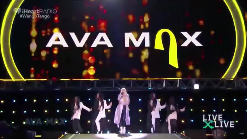 Ava Max - Salt, So Am I Sweet But Psycho (Wango Tango iHeart Radio)