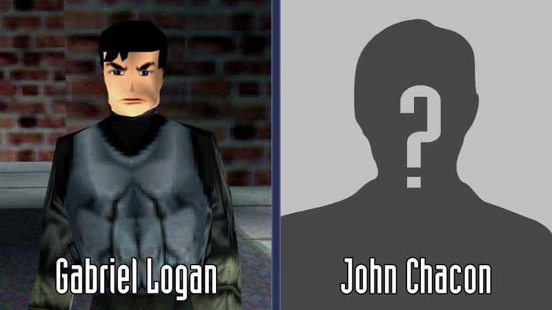 Syphon Filter Characters and Voice Actors