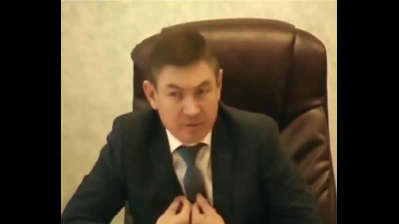 Чиновник на Урале отчитал тренера, который уволился из-за отсутствия денег.