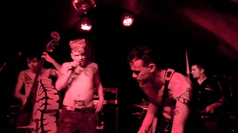 The Horrible Porno Stuntmen featuring Beaker P.O.X. BE BOB A LULA
