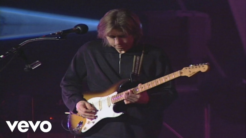 Eric Johnson SRV Live In Concert