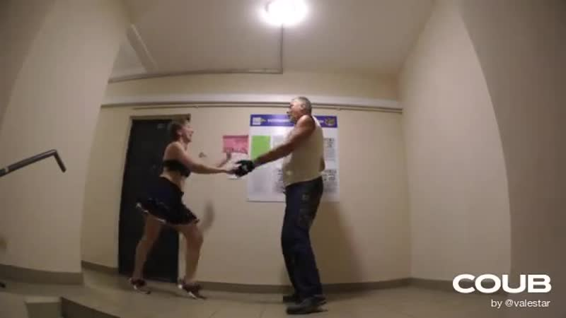 Dance in flat ValeSTAR NaTa EXHIBITIONSHOW
