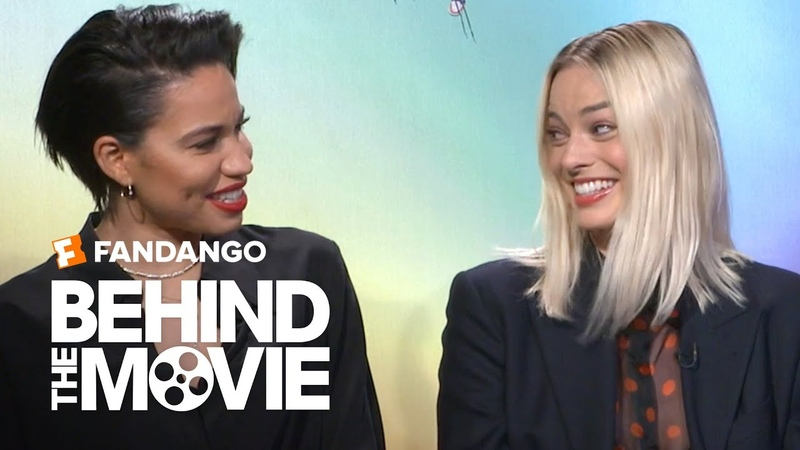 Margot Robbie the 'Birds of Prey' Cast on Action, Junk Food, and Fantabulous Costumes | Fandango