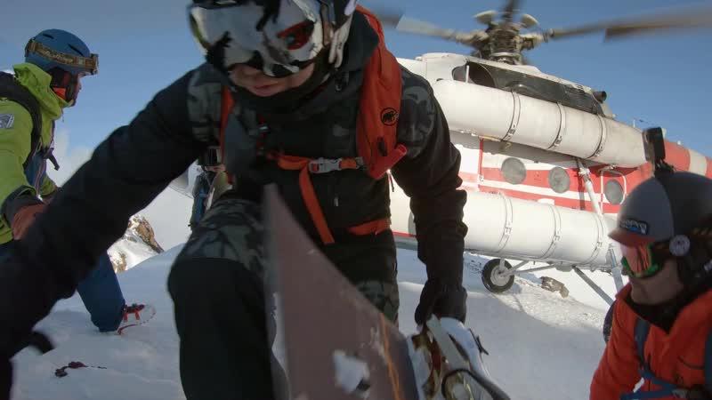 Камчатка История одной вертолётной заброски