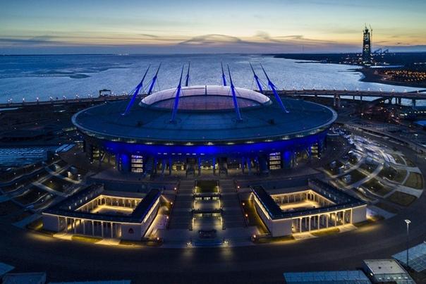 «Газпром Арена» вошла в рейтинг лучших стадионов мира...