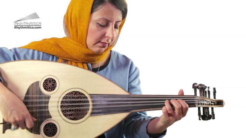 An improvisation in Zābol Chāhārgāh آموزش عود ریتمیتیکا