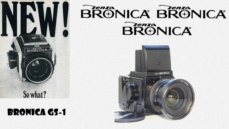 Bronica gs 1