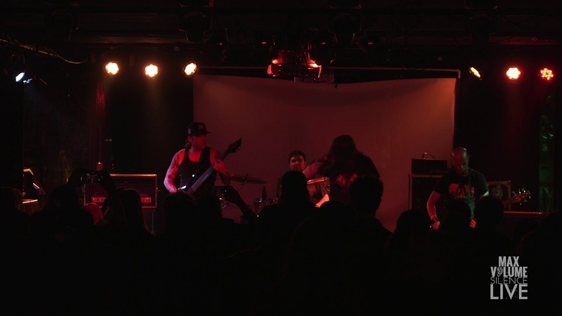 MALIGNANCY live at Brooklyn Bazaar Apr 13th 2018 FULL SET