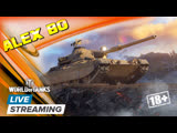 WoT  world of tanks -  Progetto M40 mod. 65