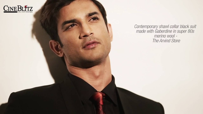 Sushant Singh Rajput Exclusively For Cine Blitz