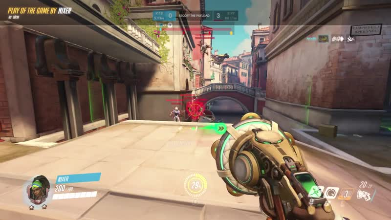 Everyone else in my team left so enemy team was feelin kinda generous S O to all those guys that boat and that Tracer tho