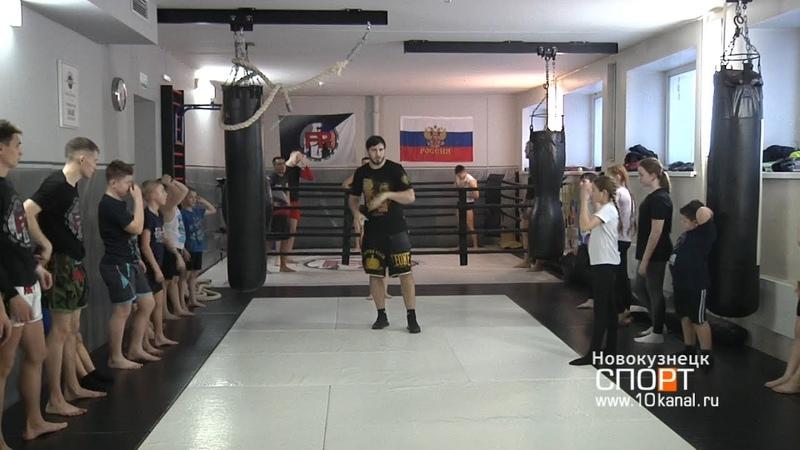 Мастер-класс от Артема Вахитова