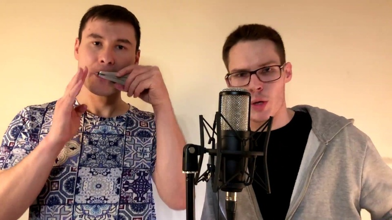 Jew's harp Beatbox Pump it up Cover