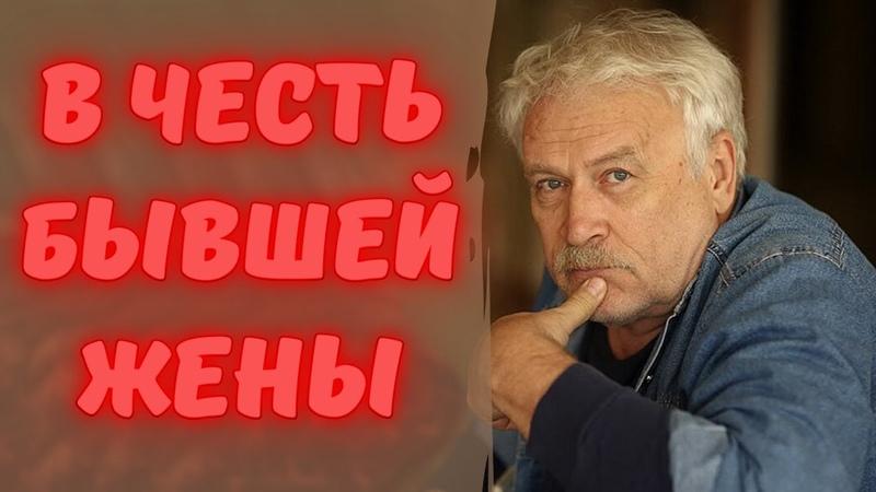 У 71 летнего Бориса Невзорова новорожденная дочь Назвали в честь трагически погибшей бывшей жены