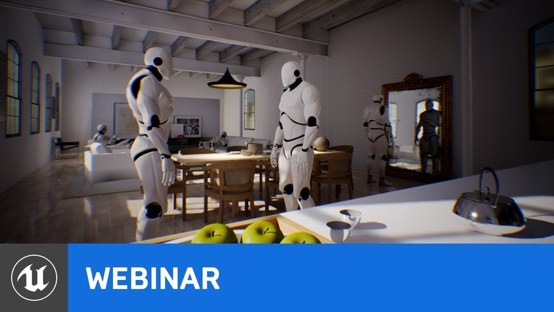 Achieving cinematic quality with post process effects in UE4 Webinar Unreal Engine