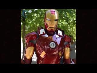 настоящий костюм Железного-Человека