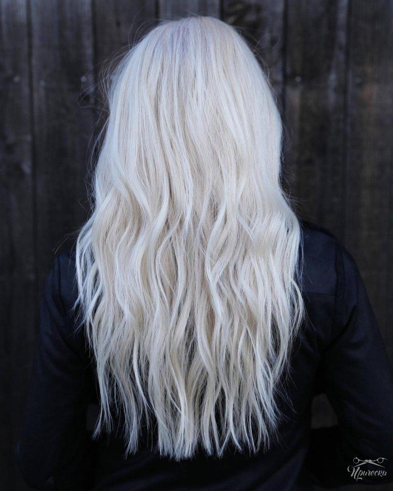 Как тебе такой блонд?