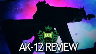 The LCT AK12 - This Could Have Been Better (Airsoft Review)
