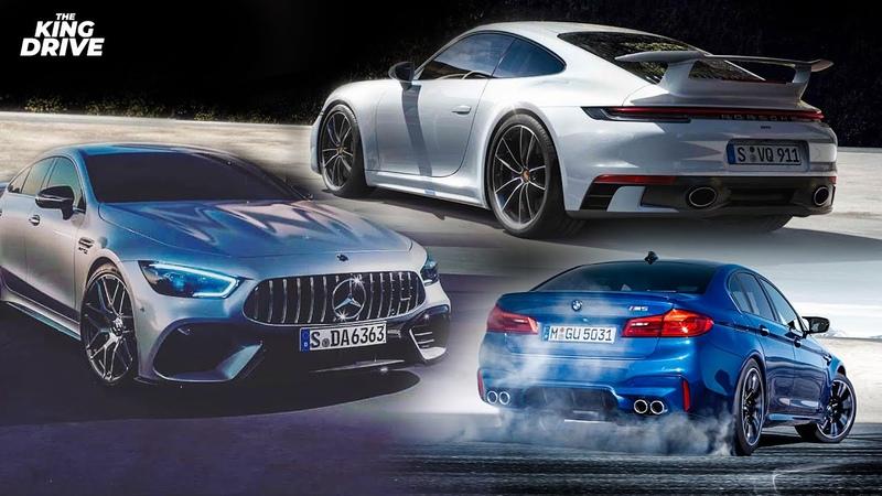 Что нам готовит автосалон в Женеве 2020 Porsche 911 Turbo, Mercedes GT73, E class, Audi A3, BMW i4