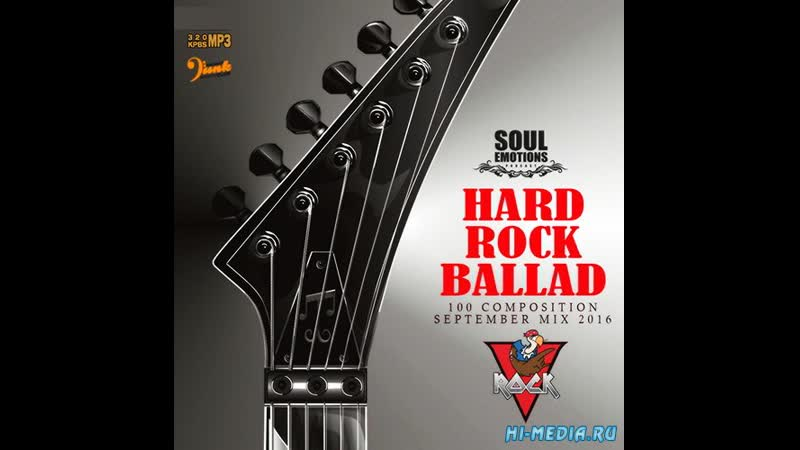 Uplifting rock ballad guitar backing track jam in E EJT