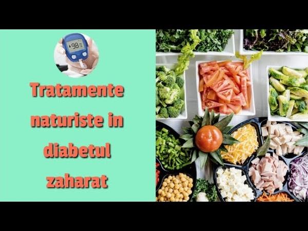 Tratamente naturiste in diabetul zaharat tratament diabet videoclip de top