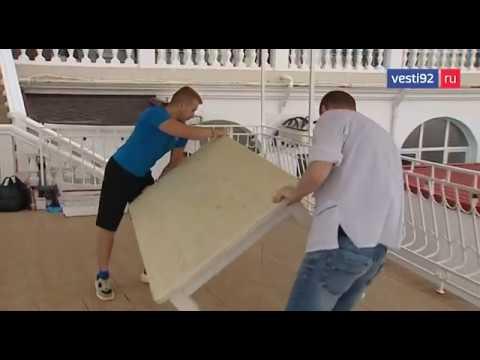 Открытие летних террас в Севастополе