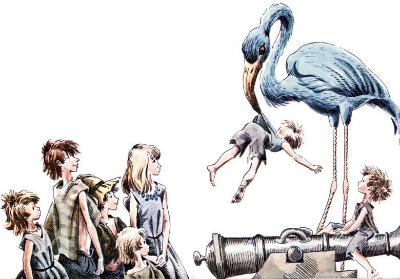 10 историй о книгах. Крапивинские мальчишки, изображение №13