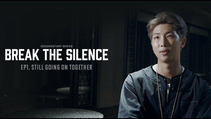 RUS SUB Эп 1 Break The Silence Docu Series Нарушая тишину о BTS