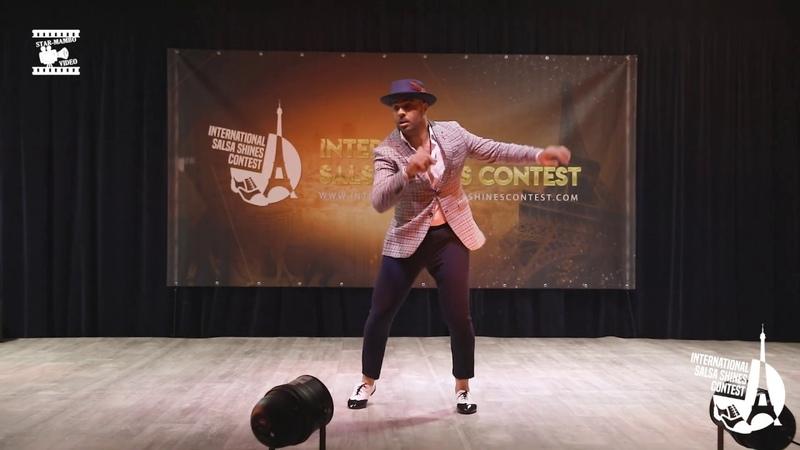 Fadi Fusion showtime @ International Salsa Shines Contest Paris