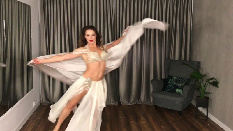 Jamilah Mejanse 2020 World Home Oriental Show Bellydance
