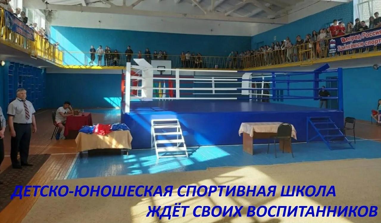 Возобновляются занятия в секциях детско-юношеской спортивной школы Петровска