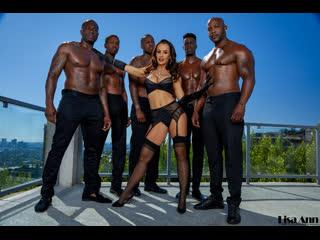 Porn movies Lisa Anns Black Out 3 BBC gangbang