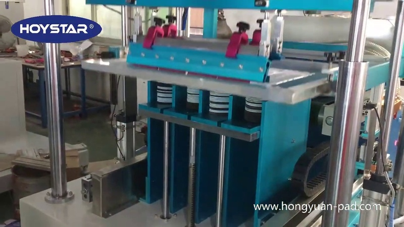 Full automatic insole printing machine high speed printing insole