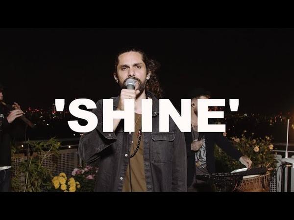 Dub FX SHINE feat Luka Lesson Dan Bowskill Woodnote Courage Gaudi Andy Mac