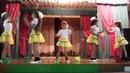 Танец Пчёлка исполняет младшая танцевальная группа Крымковского ДК. август 2015г