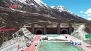 西藏米拉山隧道建成通车 林芝到拉萨路程短缩4小时